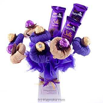 Cadbury Ferero Mix By Sweet Buds at Kapruka Online forspecialGifts