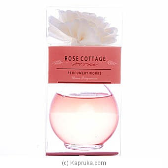 Rose Cottage Aroma Home Fragrance- Lilly at Kapruka Online for specialGifts