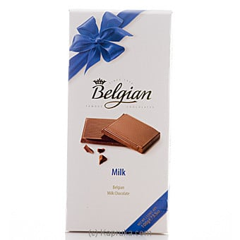Belgian Milk Chocolate - 100g at Kapruka Online for specialGifts