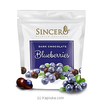 Sincero Blueberries Dark Chocolates - 50g at Kapruka Online for specialGifts