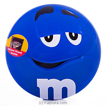 M&M`S Candy Tin-200g (Blue) at Kapruka Online for specialGifts