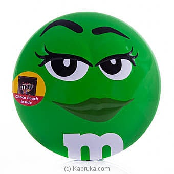 M&M`S Candy Tin-200g (Green) at Kapruka Online for specialGifts