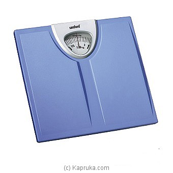 Sanford Personal Scale (SF1505PS) at Kapruka Online for specialGifts