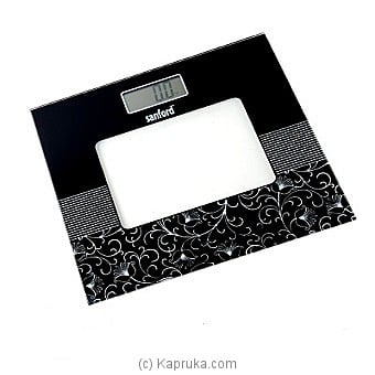 Sanford Personal Scale (SF1509PS) at Kapruka Online for specialGifts