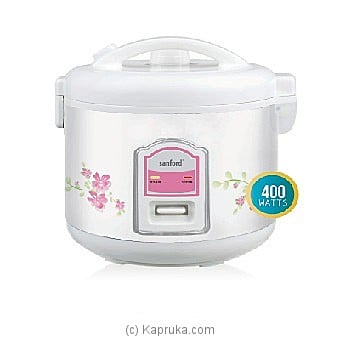 Sanford Rice Cooker 1.0 Litre (SF2504RC) at Kapruka Online for specialGifts