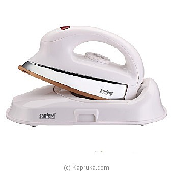 Sanford Cordless Dry Iron (SF42CDI) at Kapruka Online for specialGifts