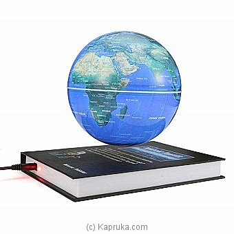 Magnetic Levitation And Rotation Globe at Kapruka Online for specialGifts