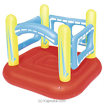 Bestway Castle Inflatable Bouncer at Kapruka Online for specialGifts