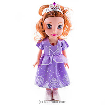 Sofia In Purple Dress at Kapruka Online for specialGifts