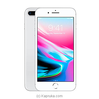 Iphone 8 Plus 64GB - Silverat Kapruka Online forspecialGifts