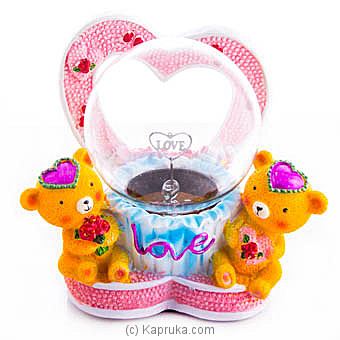 Happy Bears Ornament With Plasma Ball at Kapruka Online for specialGifts