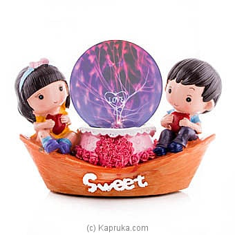Sweet Love Plasma Ball at Kapruka Online for specialGifts