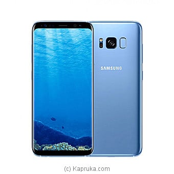 Samsung Galaxy S8 Plus 64GB - Coral Blueat Kapruka Online forspecialGifts