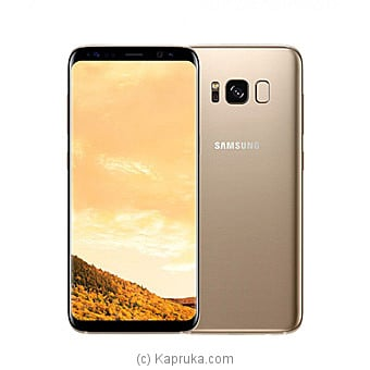 Samsung Galaxy S8 Plus 64GB - Maple Goldat Kapruka Online forspecialGifts