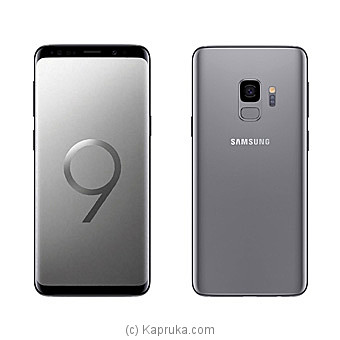 Samsung Galaxy S9 64GB - Titanium Gray By TITAN at Kapruka Online forspecialGifts