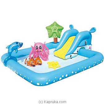 Bestway Fantastic Aquarium Play Pool at Kapruka Online for specialGifts