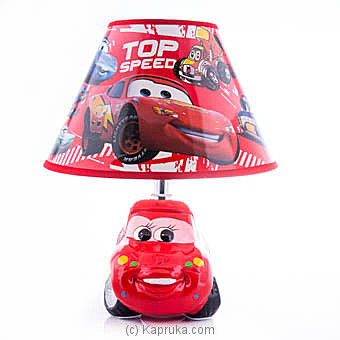 Lightning McQueen  Lampshade By HABITAT ACCENT at Kapruka Online forspecialGifts