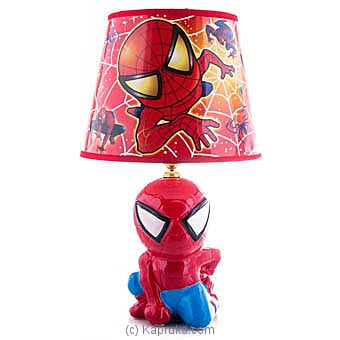 Spider Man Kids Lampshade By HABITAT ACCENT at Kapruka Online forspecialGifts