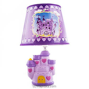 Fairy Castle Kids Lampshade at Kapruka Online for specialGifts