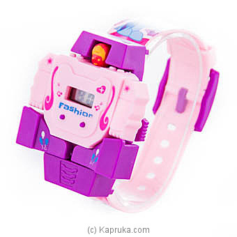 Fashion Deformable Kids Watch at Kapruka Online for specialGifts