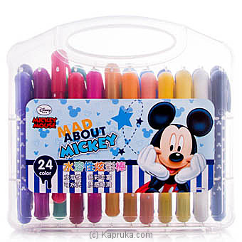 Mad About Mickey 24 Color Pens at Kapruka Online for specialGifts