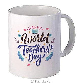 Teacher`s Day Mug at Kapruka Online for specialGifts