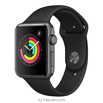 Apple Watch (42mm Series 3)at Kapruka Online forspecialGifts