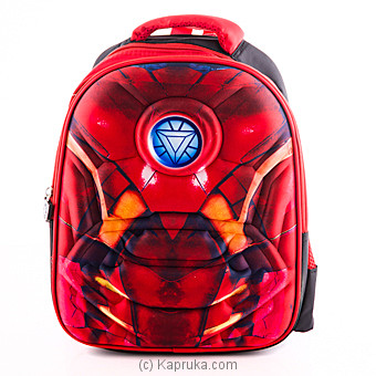 Iron Man Kids  Bag at Kapruka Online for specialGifts