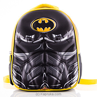 Bat Man Kids  Bag at Kapruka Online for specialGifts
