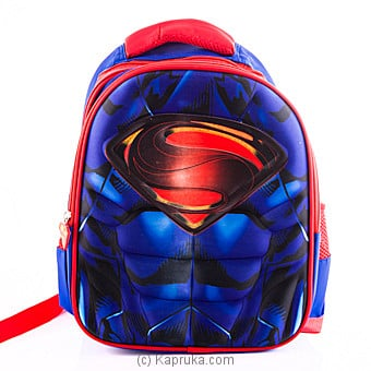 Super Man Kids  Bag at Kapruka Online for specialGifts