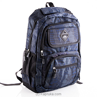 Kids Sports Dark Blue School Bag at Kapruka Online for specialGifts