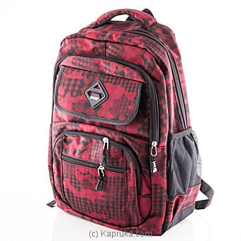 Kids Sports Red  School Bag at Kapruka Online for specialGifts