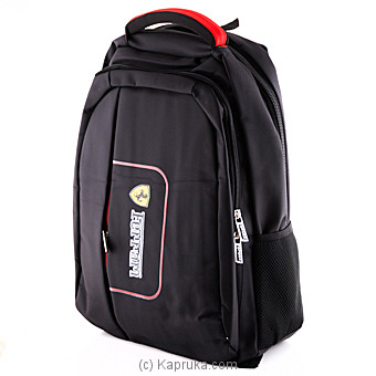 Lap Top Backpack Black at Kapruka Online for specialGifts