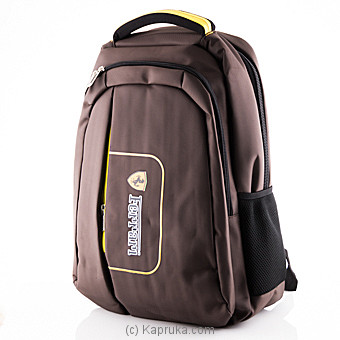 Lap Top Backpack Dark Brown at Kapruka Online for specialGifts