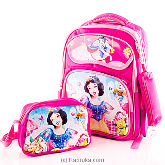 Snow White School Bag at Kapruka Online for specialGifts