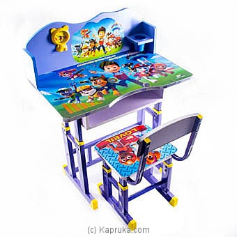 Paw Patrol Study Table at Kapruka Online for specialGifts