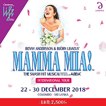 Mamma Mia The Smash Hit Musical Show - Rs 7500 at Kapruka Online for specialGifts