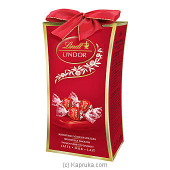 Lindor Pillar Milk- 75g at Kapruka Online for specialGifts
