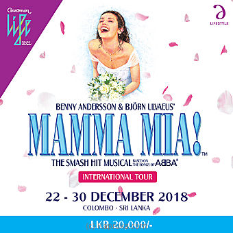 Mamma Mia The Smash Hit Musical Show - Rs 20000 at Kapruka Online for specialGifts