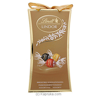 Lindor Pillar Assorted- 75g at Kapruka Online for specialGifts
