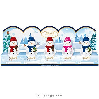 Mini Snowman Perforation- 5x10g at Kapruka Online for specialGifts