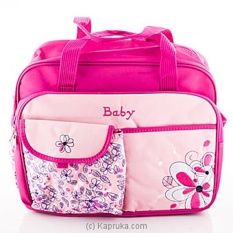 Butterfly Pink Baby Bag at Kapruka Online for specialGifts