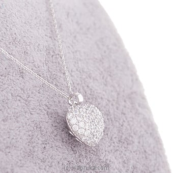Heart Stone Pendant With Necklace at Kapruka Online for specialGifts