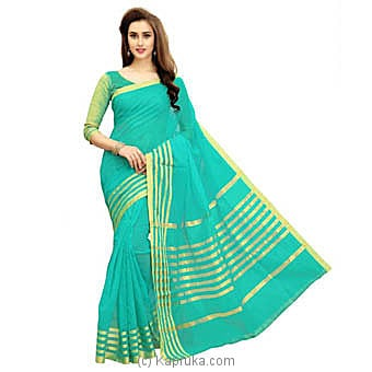 Manipuri Cotton Polyester Blend Saree at Kapruka Online for specialGifts