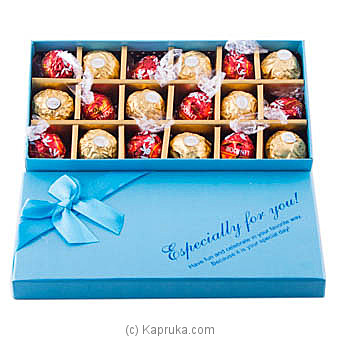 Lindor And Ferrero Surprise at Kapruka Online for specialGifts