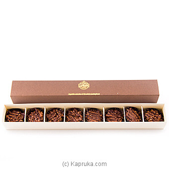 Java Choco Nuts 8 Piece Chocolate Box at Kapruka Online for specialGifts