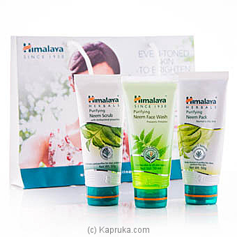 Himalaya Neem Clear Skin Gift Pack at Kapruka Online for specialGifts