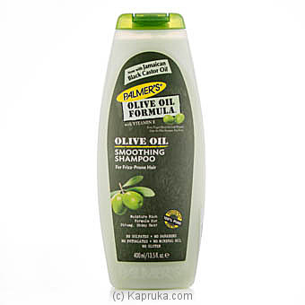 Palmer`s Olive Oil Smoothing Shampoo 400ml at Kapruka Online for specialGifts