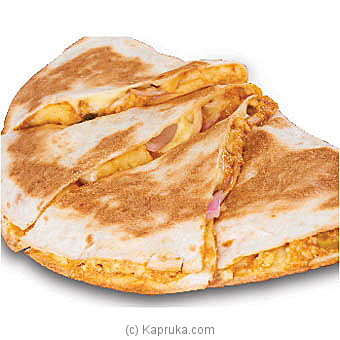 Pizzadilla Paneer Tikka Masala at Kapruka Online for specialGifts