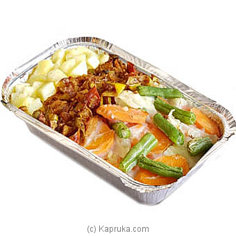 Baked Rice Veggie at Kapruka Online for specialGifts